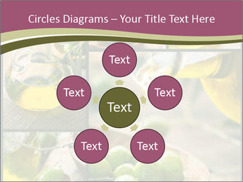 Olive harvest collage PowerPoint Templates - Slide 78