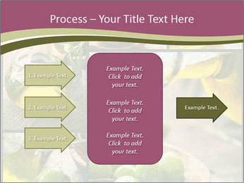 Olive harvest collage PowerPoint Templates - Slide 85
