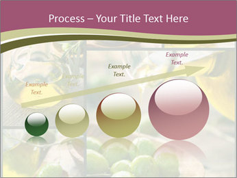 Olive harvest collage PowerPoint Template - Slide 87