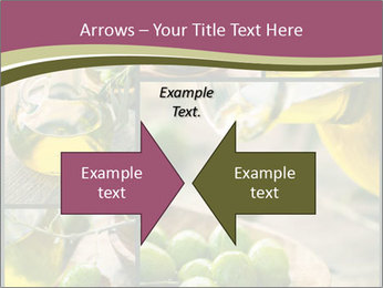 Olive harvest collage PowerPoint Templates - Slide 90