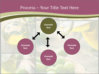 Olive harvest collage PowerPoint Templates - Slide 91