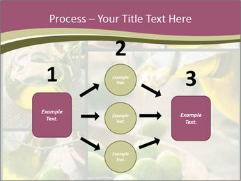 Olive harvest collage PowerPoint Templates - Slide 92