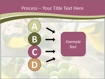 Olive harvest collage PowerPoint Template - Slide 94