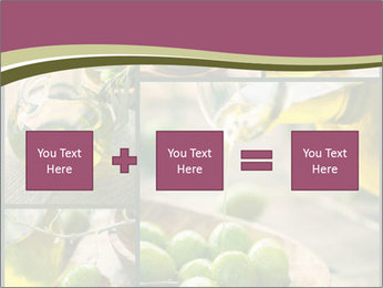 Olive harvest collage PowerPoint Template - Slide 95