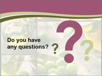 Olive harvest collage PowerPoint Template - Slide 96