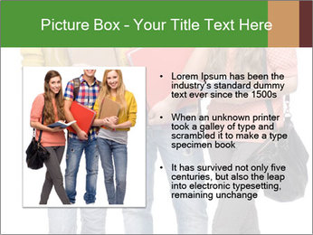 Students PowerPoint Template - Slide 13