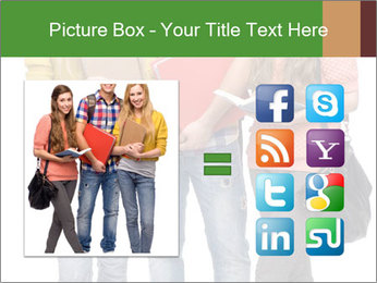 Students PowerPoint Template - Slide 21