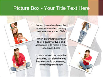 Students PowerPoint Templates - Slide 24