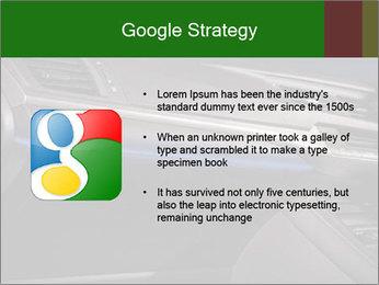 Business car interior PowerPoint Templates - Slide 10