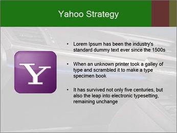 Business car interior PowerPoint Templates - Slide 11