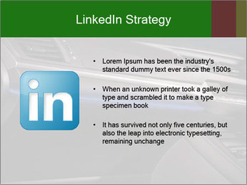 Business car interior PowerPoint Templates - Slide 12