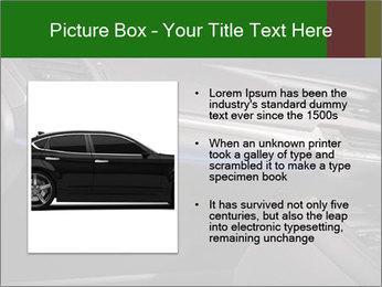 Business car interior PowerPoint Templates - Slide 13