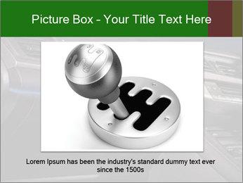 Business car interior PowerPoint Templates - Slide 15