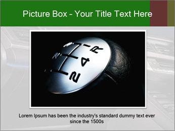Business car interior PowerPoint Templates - Slide 16
