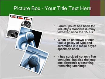 Business car interior PowerPoint Templates - Slide 17