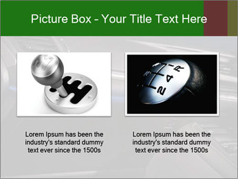 Business car interior PowerPoint Templates - Slide 18