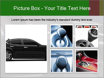 Business car interior PowerPoint Templates - Slide 19