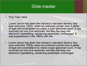 Business car interior PowerPoint Templates - Slide 2