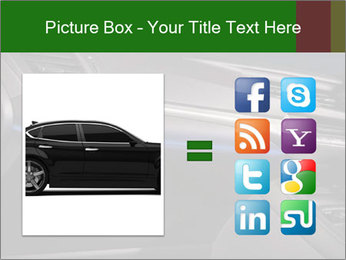 Business car interior PowerPoint Templates - Slide 21