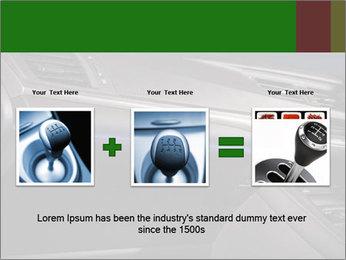 Business car interior PowerPoint Templates - Slide 22