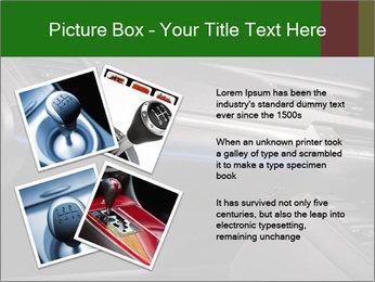 Business car interior PowerPoint Templates - Slide 23