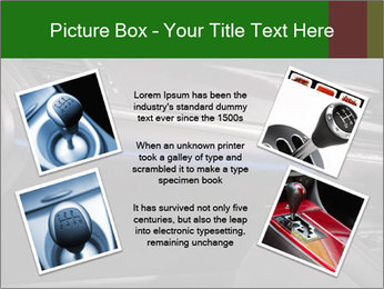 Business car interior PowerPoint Templates - Slide 24