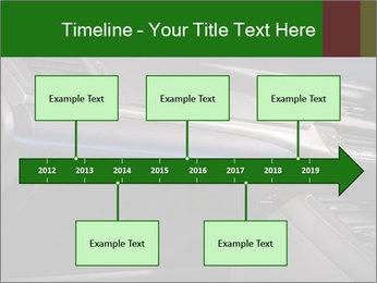 Business car interior PowerPoint Templates - Slide 28