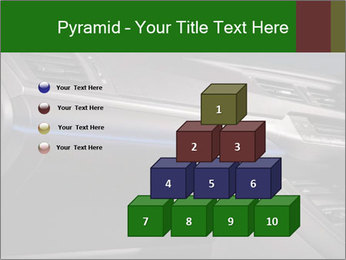 Business car interior PowerPoint Templates - Slide 31