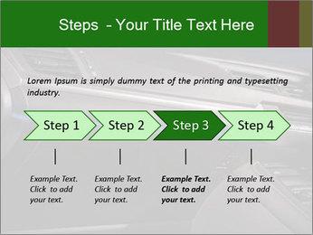 Business car interior PowerPoint Templates - Slide 4