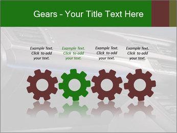 Business car interior PowerPoint Templates - Slide 48