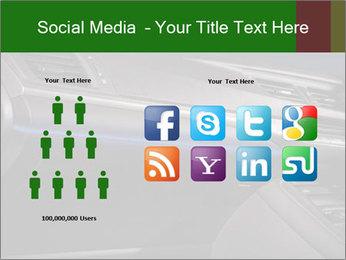 Business car interior PowerPoint Templates - Slide 5