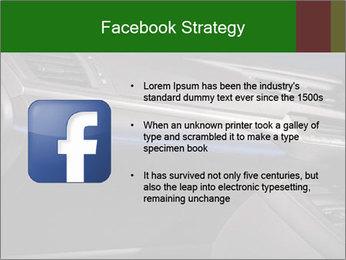 Business car interior PowerPoint Templates - Slide 6