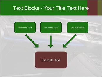 Business car interior PowerPoint Templates - Slide 70