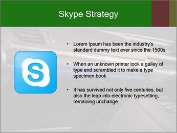 Business car interior PowerPoint Templates - Slide 8