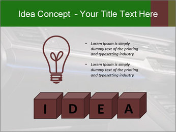 Business car interior PowerPoint Templates - Slide 80