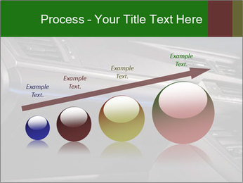 Business car interior PowerPoint Templates - Slide 87