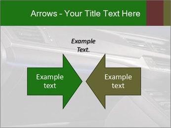 Business car interior PowerPoint Templates - Slide 90