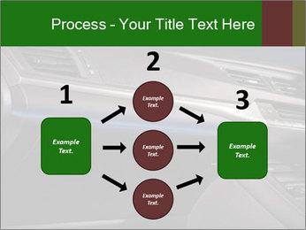 Business car interior PowerPoint Templates - Slide 92