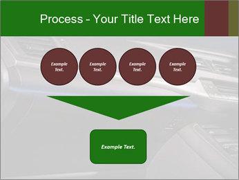 Business car interior PowerPoint Templates - Slide 93