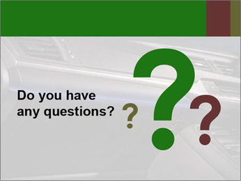 Business car interior PowerPoint Templates - Slide 96