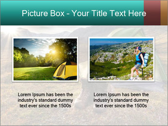 Camping in the wilderness PowerPoint Template - Slide 18