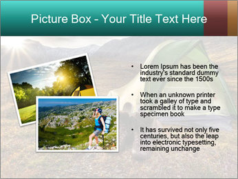 Camping in the wilderness PowerPoint Template - Slide 20