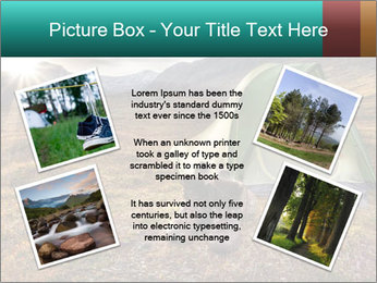 Camping in the wilderness PowerPoint Template - Slide 24