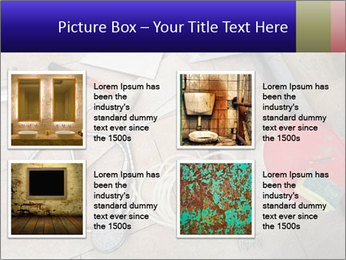 Different tools PowerPoint Template - Slide 14