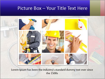 Different tools PowerPoint Template - Slide 16