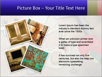 Different tools PowerPoint Template - Slide 23