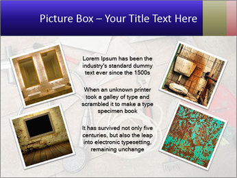 Different tools PowerPoint Template - Slide 24