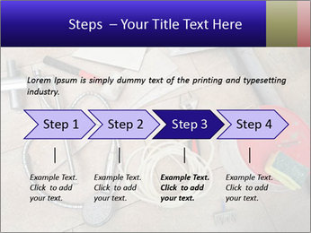 Different tools PowerPoint Template - Slide 4