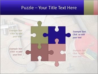 Different tools PowerPoint Template - Slide 43