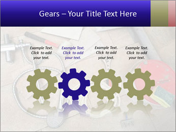 Different tools PowerPoint Template - Slide 48